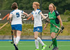 24 June 2016 at Peffermill, Edinburgh<br /> Women's Masters Home Nations Tournament,  Over 50  Scotland v Ireland