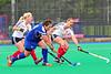 26 June 2016 at Peffermill, Edinburgh<br /> Women's Masters Home Nations Tournament,  Over 50 winners: England v Scotland