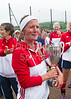 26 June 2016 at Peffermill, Edinburgh<br /> Women's Masters Home Nations Tournament,  Over 50 winners: England