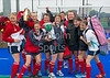 26 June 2016 at Peffermill, Edinburgh<br /> Women's Masters Home Nations Tournament,  Over 55s winners: England
