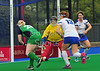 24 June 2016 at Peffermill, Edinburgh<br /> Women's Masters Home Nations Tournament,  Over 55s: Scotland v Ireland
