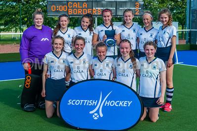 U16 Girls National championships