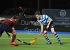 13 March 2015. National Hockey Centre, Glasgow Green.<br /> Quilter Cheviot Scottish Schools Open Boys Cup Final – Edinburgh Academy v George Watson's College