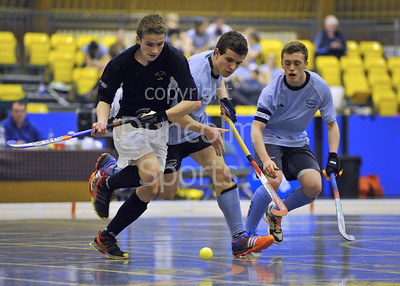 Boys Under18 Indoor Interdistrict 2015