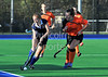 4 October 2014. Peffermill, Edinburgh.  Girls Youth Inter-District Hockey. Under 18 Highland v Midland