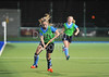 13 March 2015. National Hockey Centre, Glasgow Green.<br /> Quilter Cheviot Scottish Schools Open Girls Cup Final – George Heriot's v High School of Glasgow