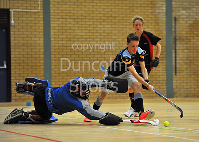 Under 18 Boys Indoor Scottish Cup