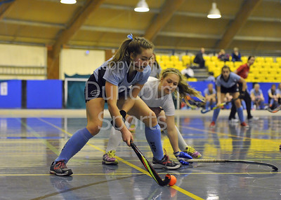 Girls Under18 Indoor Interdistrict 2015