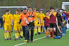 22 April 2016 at the National Hockey Centre, Glasgow Green. Scottish Schools Finals:<br /> Boys Aspire Cup, Hermitage Academy v Harris Academy