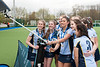 22 April 2016 at the National Hockey Centre, Glasgow Green. Scottish Schools Finals:<br /> Girls Aspire Cup winners , St. Margaret's v Douglas Academy
