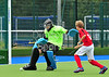 27 September 2015 at the National Hockey Centre, Glasgow Green.<br /> Boys Inter-District Hockey Tournament - under 16.<br /> East v Midland