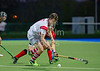 22 April 2016 at the National Hockey Centre, Glasgow Green. Scottish Schools Finals:<br /> Open Boys Scottish Cup, Stewart's Melville College v Loretto