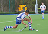 22 April 2016 at the National Hockey Centre, Glasgow Green. Scottish Schools Finals:<br /> S3 Girls Scottish Cup, Dollar Academy v Strathallan School