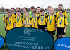 22 April 2016 at the National Hockey Centre, Glasgow Green. Scottish Schools Finals:<br /> S3 Boys Scottish Cup, Glasgow School of Sport v Loretto
