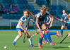 1 October 2016 at the National Hockey Centre, Glasgow Green.<br /> Scottish Hockey Youth Interdistrict Girls tournament - under 18s  Midland v EastMidWest