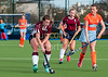 2 April 2017 at The National Hockey Centre, Glasgow Green. Scottish under 16s Cup Finals. <br /> Clydesdale Western v Watsonians