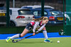 16 March 2018 at the National Hockey Centre, Glasgow Green. Scottish Schools Cup Finals night.<br /> Open Girls Cup Final – Dollar vs Craigholme