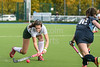 30 September 2017 at the National Hockey Centre, Glasgow Green. <br /> Girls Interdistrict Tournament 2017 - under 16s  - East v South