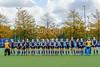 30 September 2017 at the National Hockey Centre, Glasgow Green. <br /> Girls Interdistrict Tournament 2017 - under 18s - Midland v South West