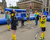 29 July 2017 at George Square, Glasgow. <br /> Scottish Hockey Play in the Square event