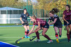 5 November 2017 at the National Hockey Centre, Glasgow Green. Scottish Under 18 Cup Finals day. Fjordhus Reivers v Watsonians