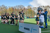 15th March 2019 at the National Hockey Centre, Glasgow Green. Scottish Hockey Senior Schools Finals. <br /> The Aspire Girls Plate winners - Trinity Academy