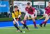 15th March 2019 at the National Hockey Centre, Glasgow Green. Scottish Hockey Senior Schools Finals. <br /> Senior Boys Bowl - Bellahouston/GSOS v Fettes