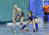 12 Jan 2019 at Bell's Sports Centre, Perth. Scottish Girls Indoors Cup. <br /> Strathallan v George Watson's College