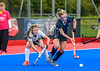 30 September 2018 at Peffermill, Edinburgh. Scottish Hockey Girls Interdistricts Under 18s -   East v South