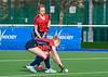 15th March 2019 at the National Hockey Centre, Glasgow Green. Scottish Hockey Senior Schools Finals. <br /> Senior Girls Bowl - Mary Erskine School v Kilgraston