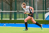 8th March 2019 at the National Hockey Centre, Glasgow Green. Scottish Hockey Junior Schools Finals. <br /> Junior Girls Cup Final - Mary Erskine School v George Heriot's School