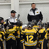 Boston Jr. Bruins vs South Shore Kings-Tier I Pee Wee Minor 2002 on Sunday, November 17, 2013.