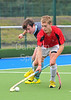 Youth Interdistrict Hockey at the National Hockey Centre, Glasgow Green on 21 September 2013