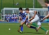 Scotland under 16s v Ireland at DISC, Dundee on 19 April 2014.