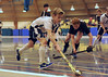 Grove Menzieshill v Granite City Wanderers. Under 18 Indoor Cup Hockey at Bells Sports Centre, Perth on 19 January 2014