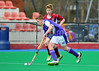 Scottish Hockey Under 16 League Play-off finals at Peffermill on 27 April 2013. Inverleith v Watsonians