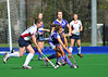 Scottish Hockey Under 16 League Play-off finals at Peffermill on 27 April 2013.  Watsonians v Inverleith