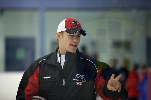 Zach Parise Hockey Camp