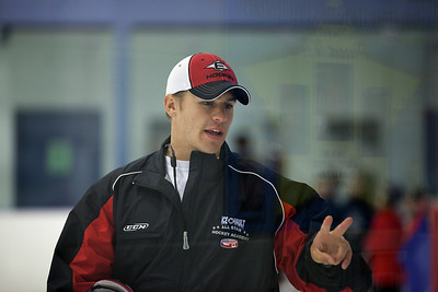 Zach Parise Hockey Camp