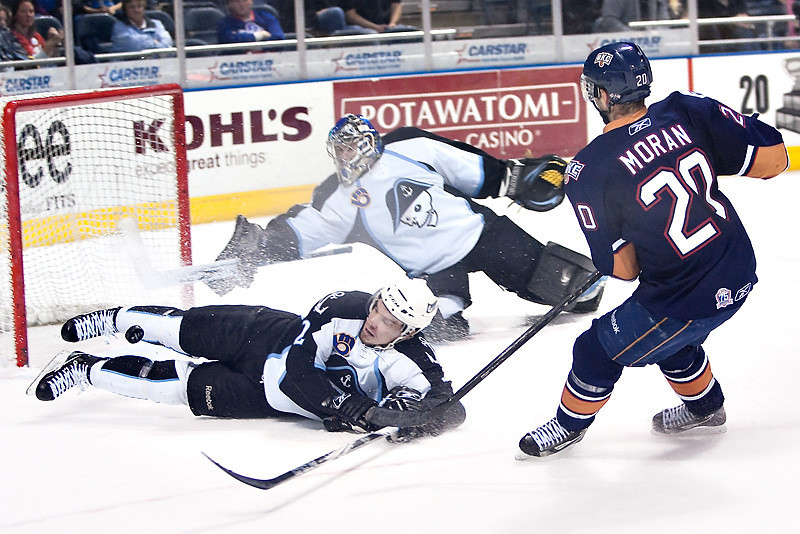AHL (American Hockey League) in Photos- Teemu Laakso Milwaukee Admirals