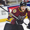Chicago Wolves forward Kevin Doell