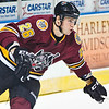 Chicago Wolves forward Matt Clackson