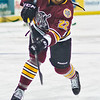 Chicago Wolves forward Darren Archibald takes a shot in warmups