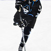 #20 Joel Champagne of the Milwaukee Admirals in warmups