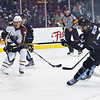 #28 Kyle Wilson nets the first goal of the game for the Milwaukee Admirals