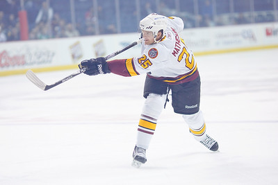 2012 March 7 at Chicago Wolves