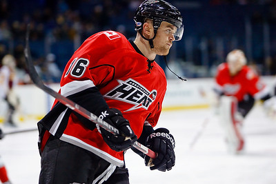 2012 February 25 Abbotsford Heat at Chicago Wolves