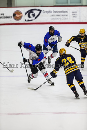 Barrington vs RMR Hockey State Finals 3.19.17