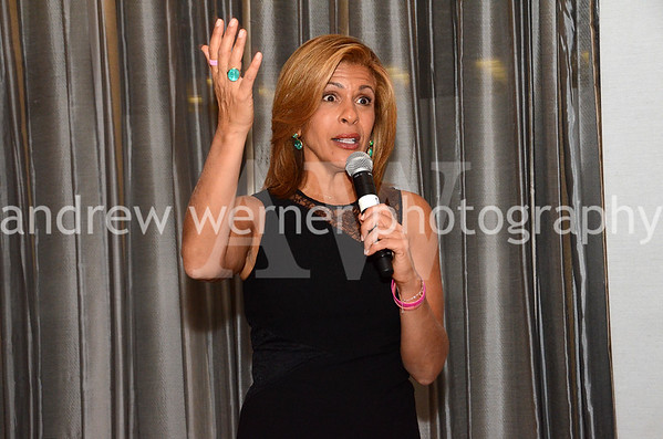 Hoda Kotb Book Launch 'Where We Belong' 1.7.16
