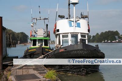 [244] Hodder Tug Boat